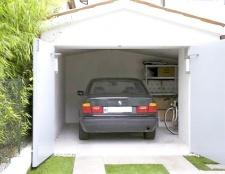 Як підняти гараж