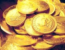 Як купувати золоті монети